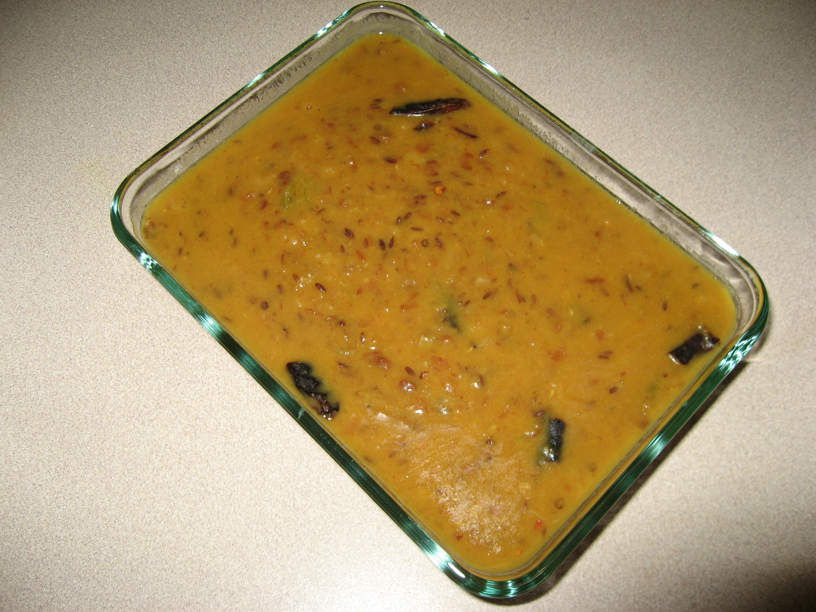 Fried Toor Dal picture
